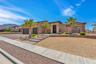 El Paso Single Family Home For Sale: 6548 Tuscany Ridge