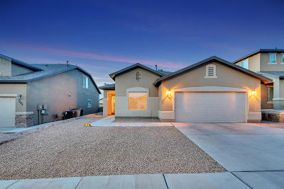 Single Family Home For Sale: 7521 Wolf Creek Drive