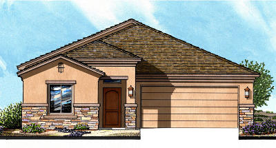 Sunland Park Single Family Home For Sale: 1086 Bronze Hill Avenue