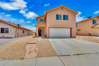 Single Family Home For Sale: 11896 Mesquite Miel Drive