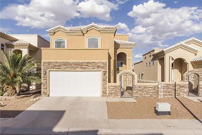 Las Palmas Single Family Home For Sale: 3632 Almond Beach Drive