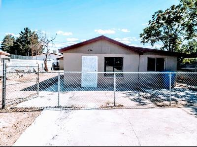 Socorro Multi Family Home For Sale: 736 Delhi Drive