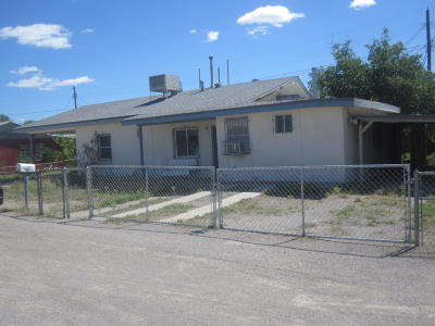 El Paso Single Family Home For Sale: 306 Tulane Drive
