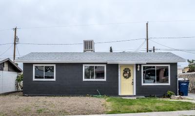 Single Family Home For Sale: 4116 Sunrise Avenue