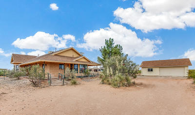 Single Family Home For Sale: 14001 Fort Apache Lane