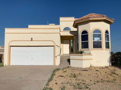 Single Family Home For Sale: 6363 Bea Martinez Place