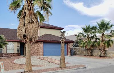 Vista Del Sol Single Family Home For Sale: 12075 Sterling Mary Way