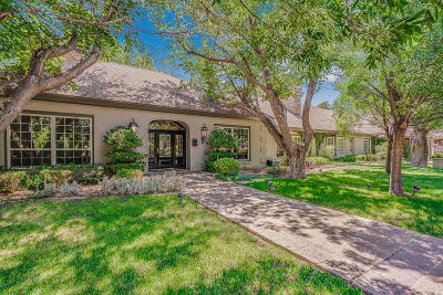 Single Family Home For Sale: 4770 Vista Del Monte Street
