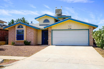 Vista Del Sol Single Family Home For Sale: 12138 El Greco Circle