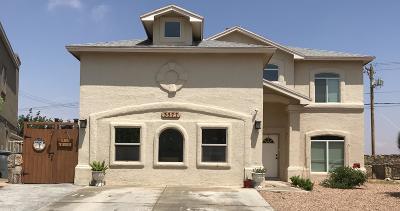 Single Family Home For Sale: 3577 Mike Godwin Drive