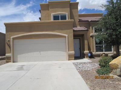 Horizon City Rental For Rent: 13251 Emerald Hills Street