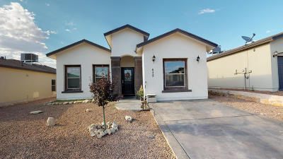 Canutillo Rental For Rent: 452 Isaias Avenue