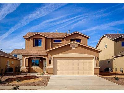 Single Family Home For Sale: 14913 Tierra Crystal Avenue