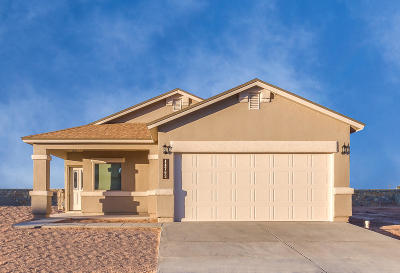 Single Family Home For Sale: 14933 Tierra Crystal Avenue