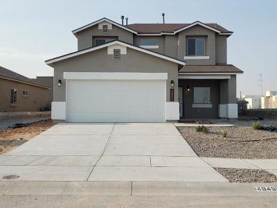 Single Family Home For Sale: 14945 Tierra Crystal Avenue