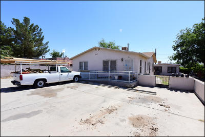 El Paso Single Family Home For Sale: 128 N Valencia Place