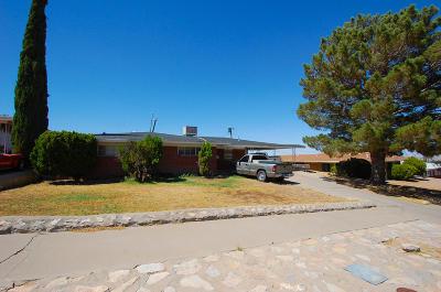 Single Family Home For Sale: 3403 Capella