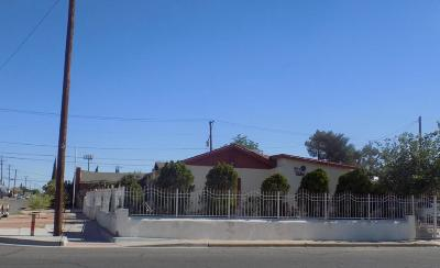 El Paso Single Family Home For Sale: 4401 E Yandell Drive
