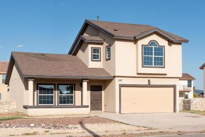 Single Family Home For Sale: 6240 Brillo Luna Street
