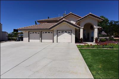 El Paso Single Family Home For Sale: 6831 Pasatiempo Circle