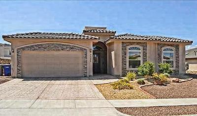 Single Family Home For Sale: 7344 Cibolo Creek Drive