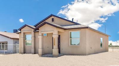 San Elizario Single Family Home For Sale: 13309 Estancias De Mision Road
