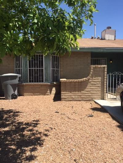 Vista Del Sol Single Family Home For Sale: 11383 Lake Loy Drive