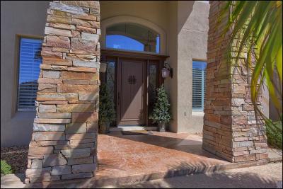 El Paso Single Family Home For Sale: 917 Via Descanso Drive