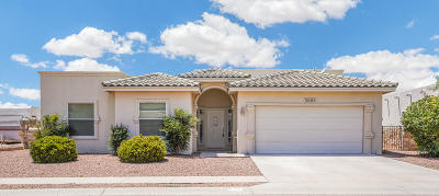 Single Family Home For Sale: 3605 Tierra Vergel Drive