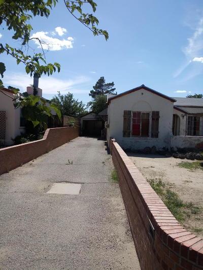 El Paso Single Family Home For Sale: 179 S Awbrey Street