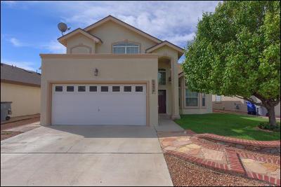 Single Family Home For Sale: 5424 Santiago Roque Drive