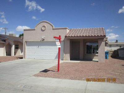 Socorro Rental For Rent: 449 Valle Calido Drive