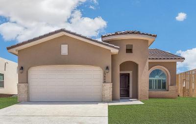 Horizon City Single Family Home For Sale: 13648 Matfen