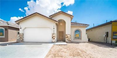 Horizon City Single Family Home For Sale: 13644 Matfen