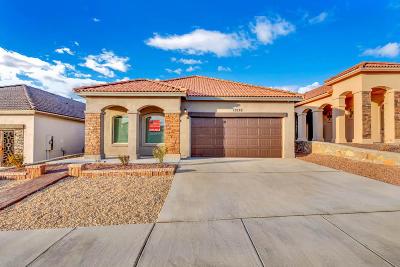 El Paso Single Family Home For Sale: 13125 Celtic