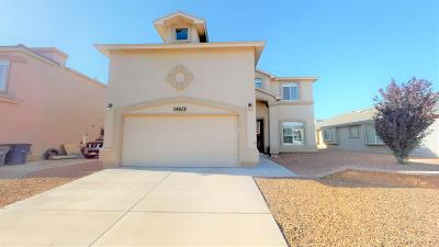 El Paso Single Family Home For Sale: 14613 Sunny Land