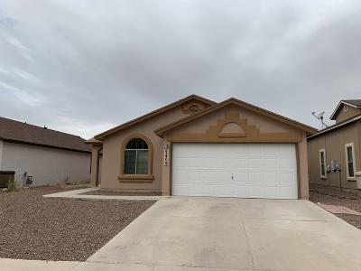 El Paso Single Family Home For Sale: 2409 Sparrow Point Street