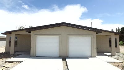 El Paso Multi Family Home For Sale: 4860 Atlas Avenue #A &