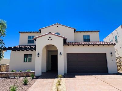 Franklin Hills Single Family Home For Sale: 1255 Hidden Desert Lane