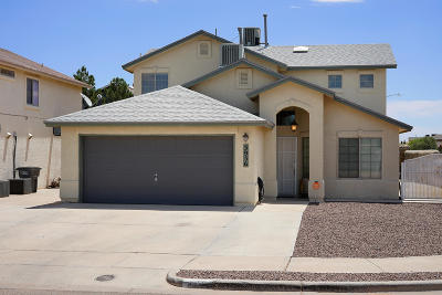Single Family Home For Sale: 3956 Tierra Oso Place