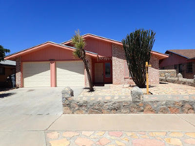 El Paso Rental For Rent: 10905 Rogers Hornsby