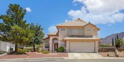 El Paso TX Single Family Home For Sale: $228,888