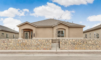 El Paso TX Single Family Home For Sale: $165,450
