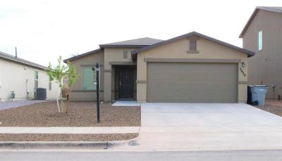 El Paso TX Single Family Home For Sale: $145,000