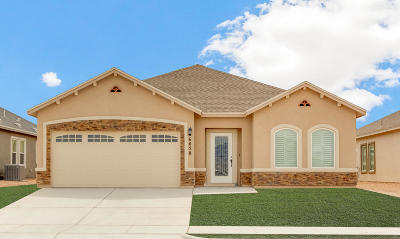 El Paso TX Single Family Home For Sale: $167,950