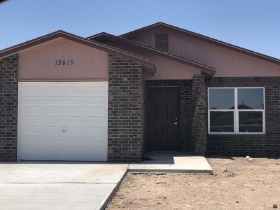 Single Family Home For Sale: 13815 Alamito Creek Avenue