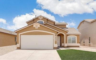 El Paso TX Single Family Home For Sale: $146,950