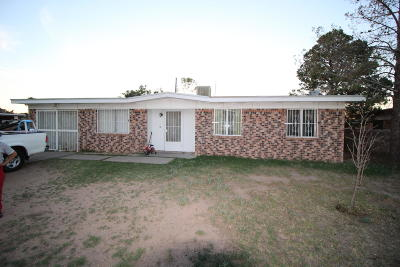 El Paso Single Family Home For Sale: 611 Haverhill Road