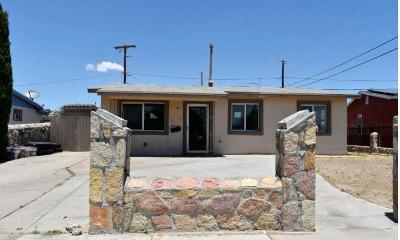 El Paso TX Single Family Home For Sale: $49,500