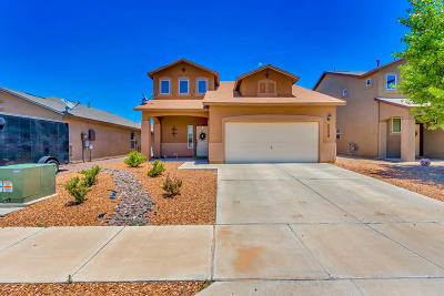 El Paso Single Family Home For Sale: 2208 Decamp Point
